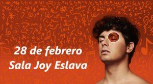 Alfred García @ Joy Eslava
