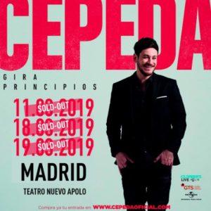 Luis Cepeda @ Teatro Nuevo Apolo