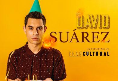 Reportaje a David Suárez